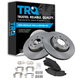1ABFS00684-Brake Pad & Rotor Kit Nakamoto MD882  55079