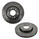 1ABFS00683-Brake Rotor Front Pair