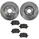 1ABFS00680-Brake Pad & Rotor Kit Front