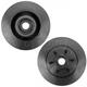 1ABFS00662-Brake Rotor Front Pair