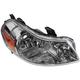 1ALHL02100-2007-13 Suzuki SX4 Headlight