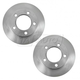 1ABFS00605-1994-96 Ford Bronco F150 Truck Brake Rotor Front Pair