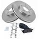 1ABFS00770-2000-01 Infiniti I30 Nissan Maxima Brake Kit