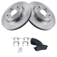 1ABFS00789-2009-13 Suzuki SX4 Brake Kit