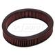 1APKF00282-Nissan K&N Air Filter K & N E-2830