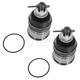 BASFK00032-Ball Joint Pair Beck / Arnley 101-3789