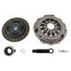 1ATCK00084-Acura RSX Honda Civic Exedy Clutch Kit EXEDY KHC10