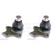 BASFK00045-Volkswagen Ball Joint Pair Front