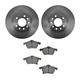 1ABFS00732-Brake Pad & Rotor Kit Front