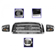 1ABGK00050-2005-07 Ford Grille & Headlights Kit