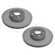 1ABFS01689-Brake Rotor Pair