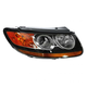 1ALHL02192-Hyundai Santa Fe Headlight Passenger Side