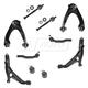 1ASFK01804-1999-00 Honda Civic Steering & Suspension Kit