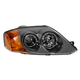 1ALHL02184-2003-04 Hyundai Tiburon Headlight