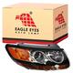 1ALHL02176-Hyundai Santa Fe Headlight