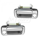 1ADHS01456-1991-97 Toyota Land Cruiser Exterior Door Handle Pair