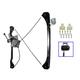 1AWRK01093-Window Regulator  Door Fastener  & Guide Kit