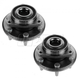 1ASHS00827-Wheel Bearing & Hub Assembly Pair  TRQ BHA53741