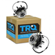 1ASHS00820-2011-15 Ford Wheel Bearing & Hub Assembly Pair