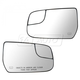 1AMRP01374-2012-13 Chevy Equinox GMC Terrain Mirror Glass Pair