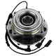 1ASHF00441-2011-12 Ford F450 Truck F550 Truck Wheel Bearing & Hub Assembly Front Driver or Passenger Side