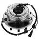1ASHF00440-2011-12 Ford F450 Truck F550 Truck Wheel Bearing & Hub Assembly