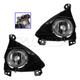 1ALFP00356-2012-13 Mazda 5 Fog / Driving Light Pair