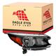1ALHL02216-2012-14 Honda CR-V Headlight