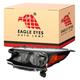 1ALHL02215-2012-14 Honda CR-V Headlight