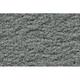 ZAICC03018-1978 Chevy Corvette Cargo Area Carpet 1804-Silver