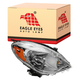 1ALHL02214-2012-13 Nissan Versa Headlight Passenger Side