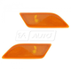 1ALPP01045-2012-15 Mercedes Benz C250 C300 C350 Side Marker Light Front Pair