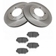 1ABFS01715-Suzuki Grand Vitara XL-7 Brake Kit