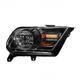 1ALHL02246-Ford Mustang Headlight Passenger Side