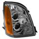 1ALHL02248-2004-09 Cadillac SRX Headlight
