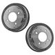 1ABFS01716-Hyundai Elantra Tiburon Brake Drum Rear Pair