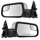 1AMRP01378-2012-14 Chevy Equinox GMC Terrain Mirror Pair