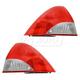 MCLTP00002-2010-11 Mercury Milan Tail Light Pair