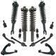 1ASFK01868-Honda Civic Steering & Suspension Kit