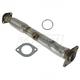 1AEMK00200-Intermediate Exhaust Resonator Pipe with Gaskets