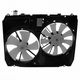 1ARFA00529-2004-06 Lexus RX330 Radiator Dual Cooling Fan Assembly