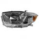 1ALHL02353-2008-10 Toyota Highlander Headlight Driver Side