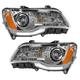 1ALHP01148-2011-14 Chrysler 300 Headlight