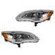 1ALHP01152-2011-14 Chrysler 200 Headlight