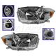 1ALHP01150-2008-10 Toyota Highlander Headlight Pair