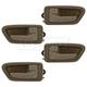 1ADHS01485-1997-01 Toyota Camry Interior Door Handle & Bezel Kit