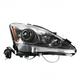 1ALHL02290-2011-13 Lexus IS250 IS350 Headlight Passenger Side