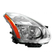 1ALHL02264-2009-10 Nissan Rogue Headlight Passenger Side