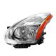 1ALHL02263-2009-10 Nissan Rogue Headlight