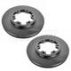 1ABFS01780-Nissan Brake Rotor Pair